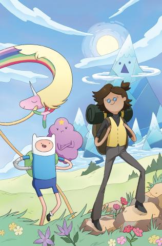 Adventure Time: Marcy & Simon #5 (Preorder Simon Cover)