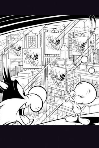 Looney Tunes #206