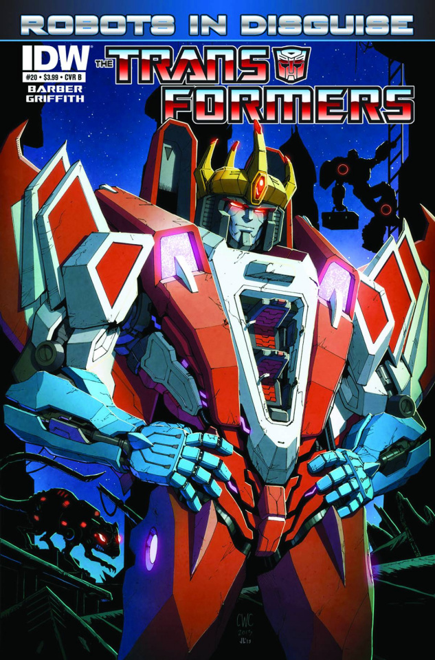 The Transformers: Robots in Disguise #20