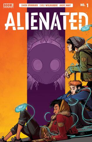 Alienated #1 (2nd Printing)