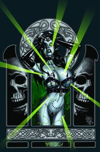 Tarot: Witch of the Black Rose #69