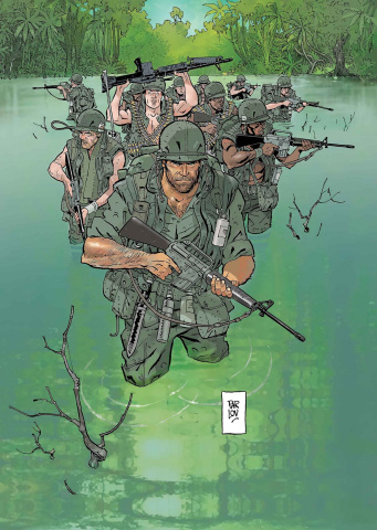 Punisher: The Platoon #3