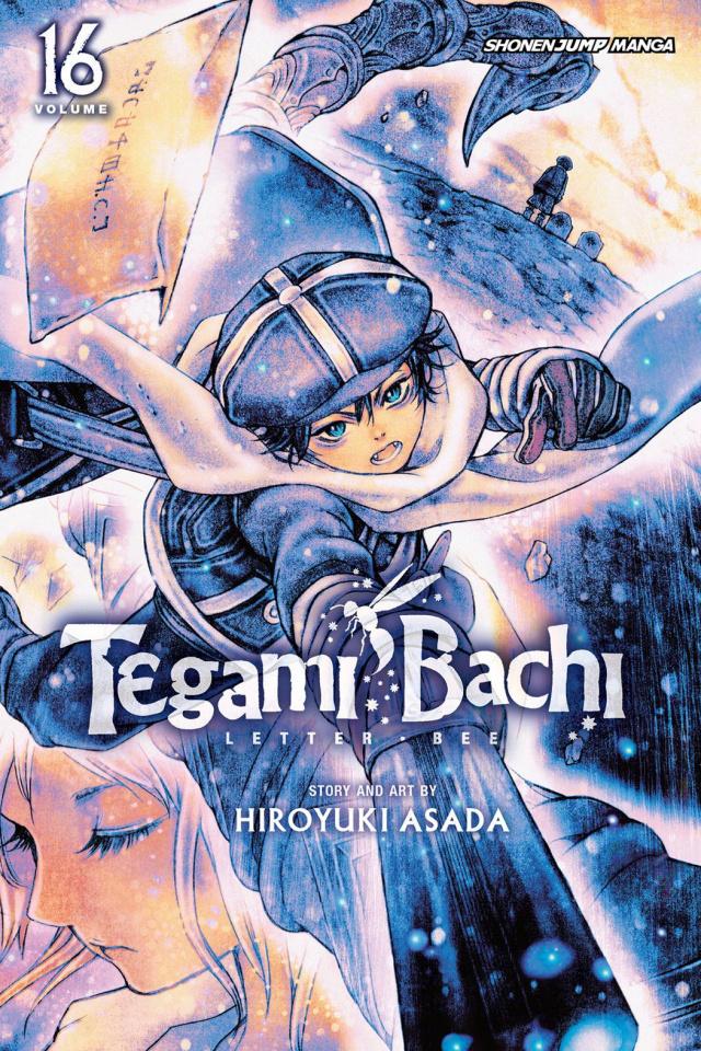 Tegami Bachi Vol. 16