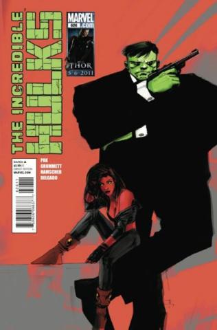 The Incredible Hulks #626