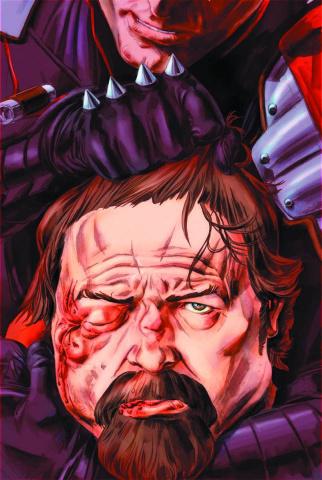 Archer & Armstrong #5 (Braithwaite Cover)