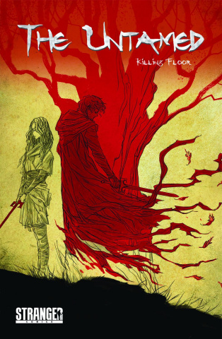 The Untamed II #1 (Bergting Cover)
