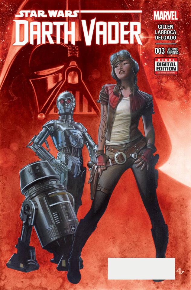 Darth Vader #3 (Granov 2nd Printing)