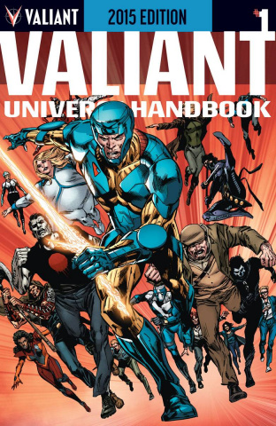 Valiant Universe Handbook: 2015 Edition #1 (Allen Cover)