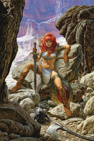 Red Sonja #2 (40 Copy Jusko Virgin Cover)
