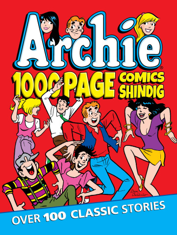 Archie: 1000 Page Comics Shindig
