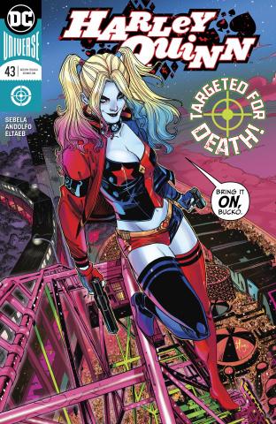 Harley Quinn #43