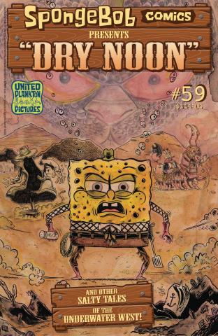 Spongebob Comics #59