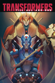 The Transformers: Till All Are One Vol. 3