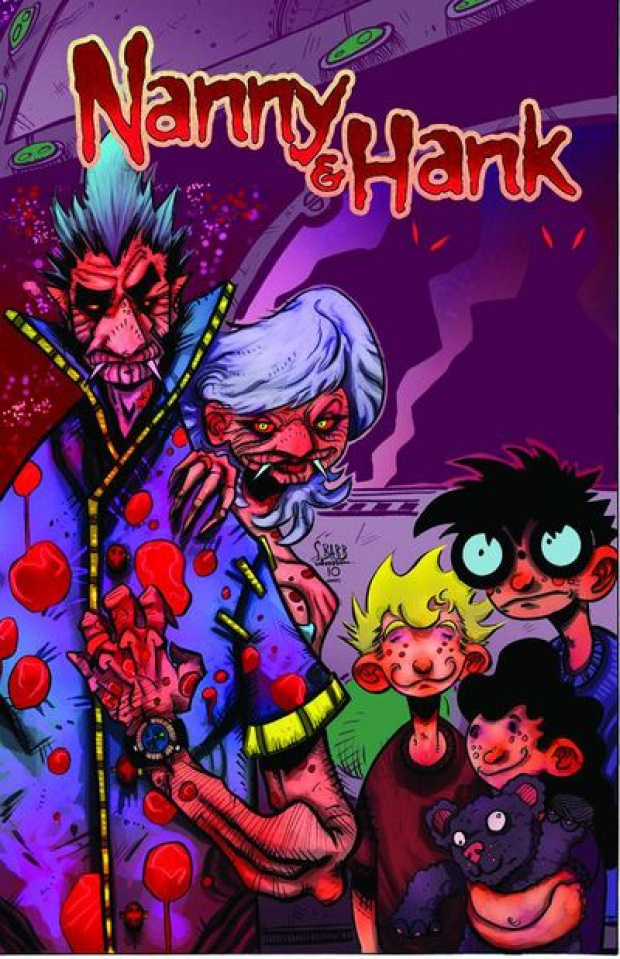 Nanny & Hank Vol. 1: Retirement Is Hell