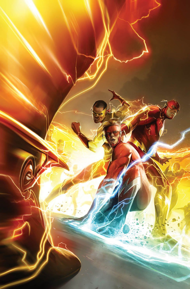 The Flash #47 (Variant Cover)