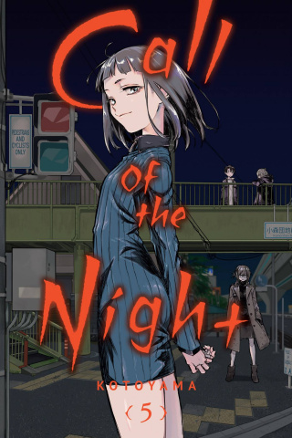 Call of the Night Vol. 5