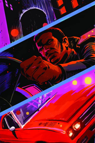 Shaft #2 (25 Copy Francavilla Virgin Cover)