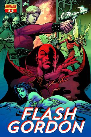 Flash Gordon #2 (80th Annv. Castro Cover)
