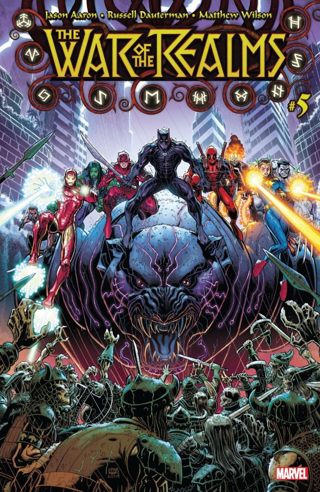 The War of the Realms #5