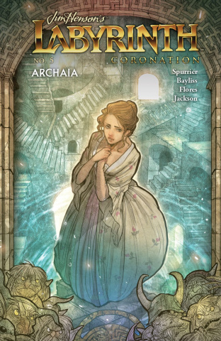 Labyrinth: Coronation #5 (Subscription Takeda Cover)