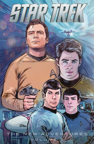 Star Trek: The New Adventures Vol. 5