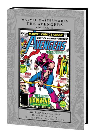Avengers Vol. 19 (Marvel Masterworks)