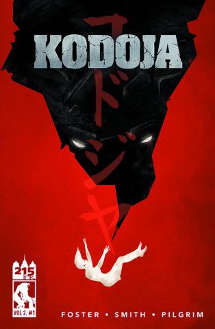 Kodoja #1 (Jenkins Cover)
