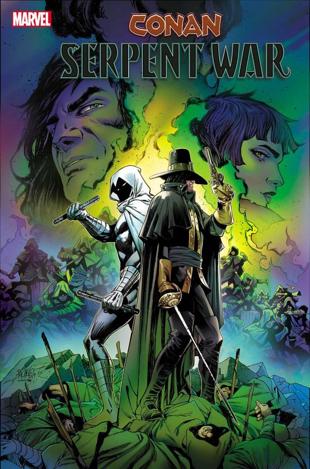 Conan: Serpent War #3