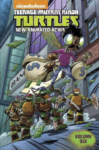 Teenage Mutant Ninja Turtles: New Animated Adventures Vol. 6
