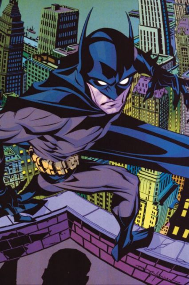 DC Comics Presents: Batman - Blink #1