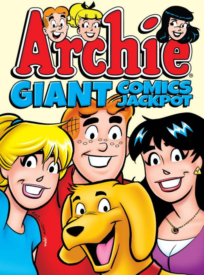 Archie Giant Comics Jackpot