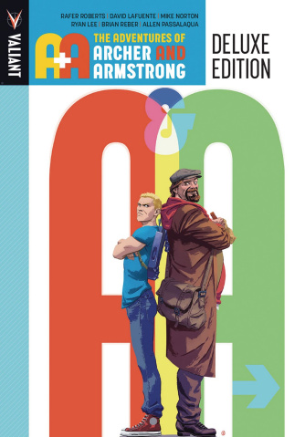 A&A: The Adventures of Archer & Armstrong