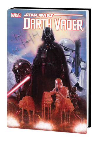 Star Wars: Darth Vader by Gillen and Larroca (Omnibus)