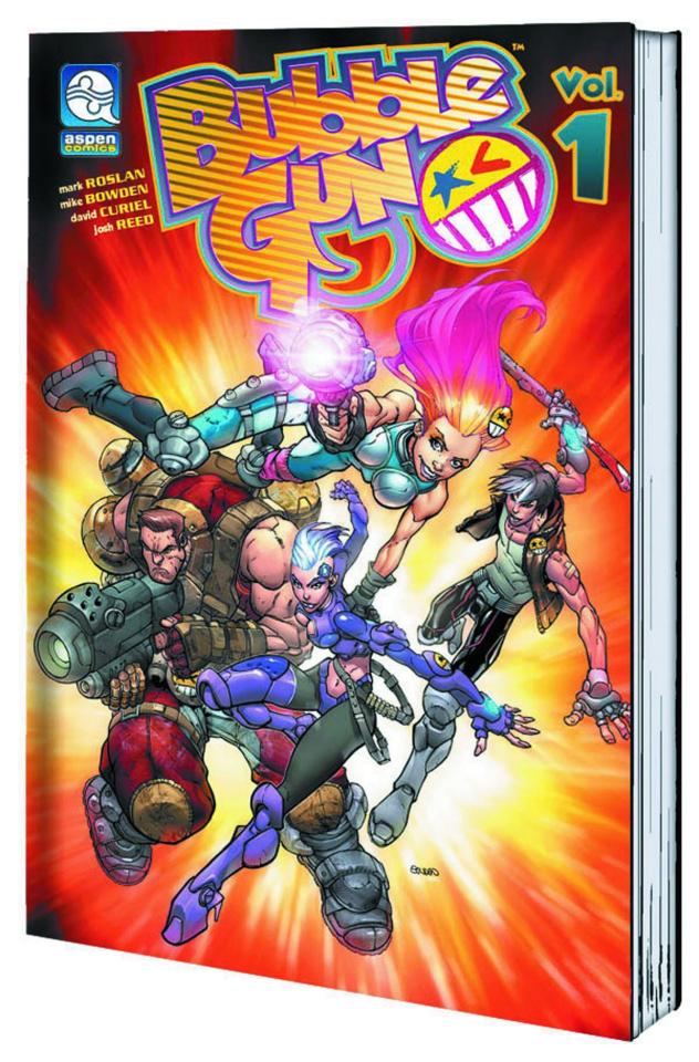 BubbleGun Vol. 1: Heist Jinks