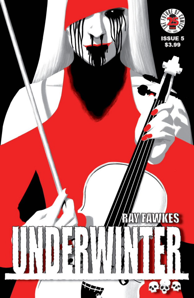 Underwinter #5 (McKelvie Cover)