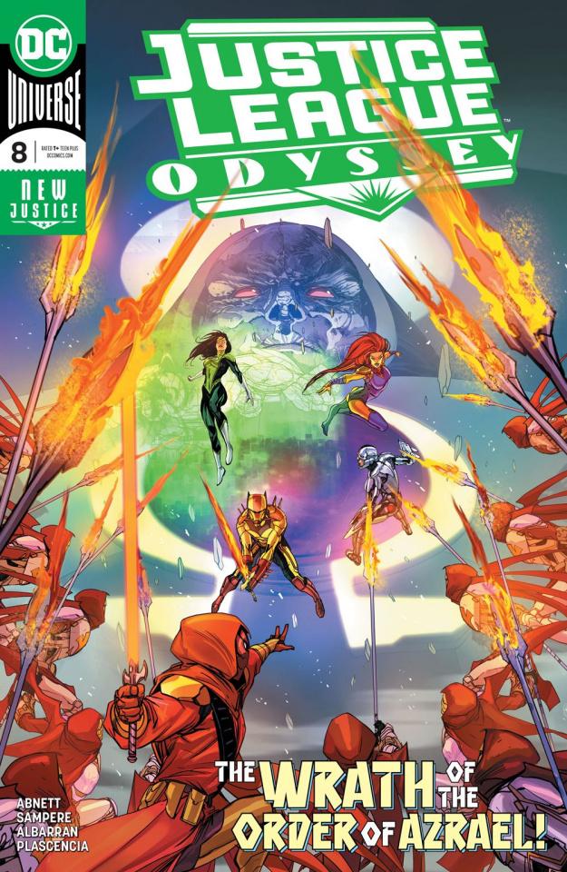 Justice League: Odyssey #8