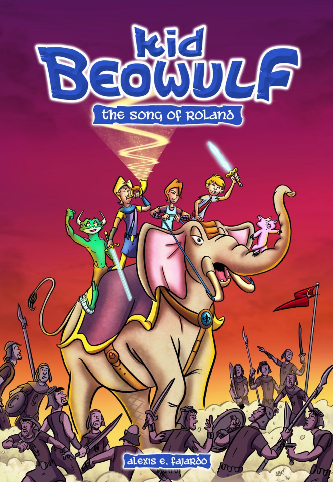 Kid Beowulf Vol. 2: The Song of Roland
