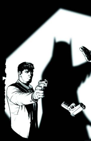 Batman #19 (Black & White Cover)
