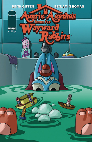 Auntie Agatha's Home for Wayward Rabbits #4