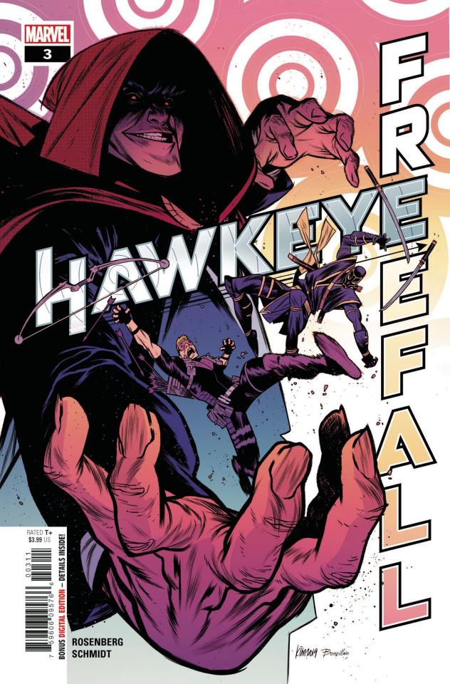 Hawkeye: Freefall #3