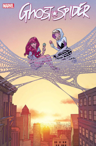 Ghost Spider #3 (Dauterman Mary Jane Cover)