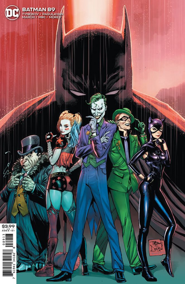 Batman #89 (3rd Printing)