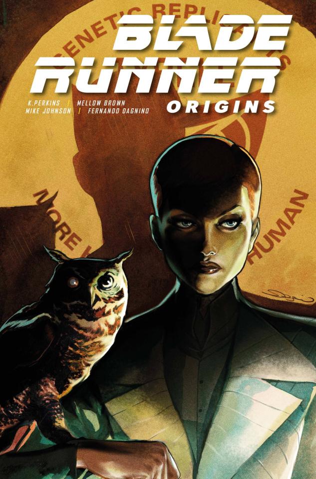 Blade Runner: Origins #2 (Dagnino Cover)