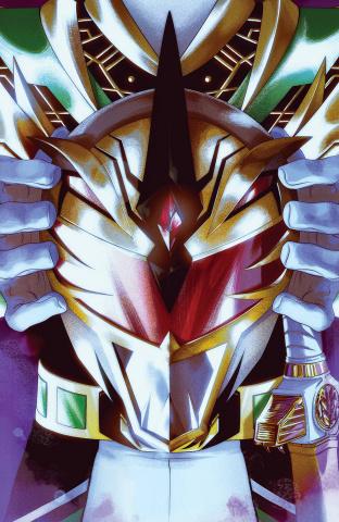 Power Rangers: Drakkon - New Dawn #2 (Foil Cover)