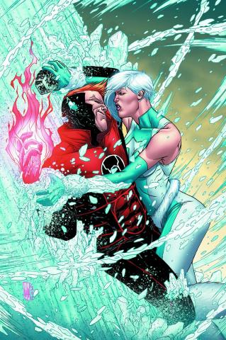 Red Lanterns #27
