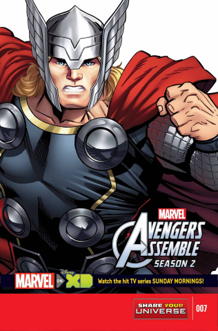 Marvel Universe: Avengers Assemble, Season Two #7