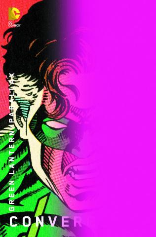 Convergence: Green Lantern / Parallax #1 (Chip Kidd Cover)
