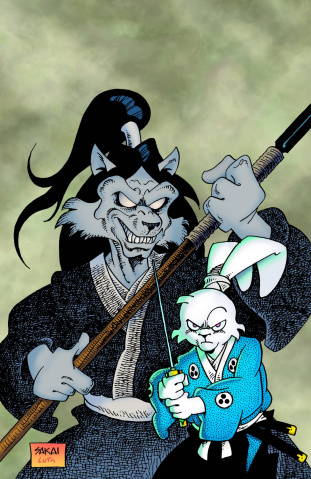 Usagi Yojimbo #1 (1 For $1)