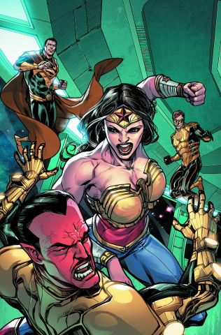 Injustice: Gods Among Us, Year Three #8