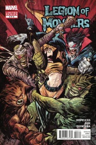 Legion of Monsters #3